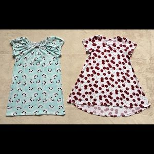 Esme Nightgown Size 6-6X Short Sleeve Koala Cherry